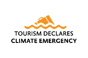 Tourism Declares Climate Emergency - Logo